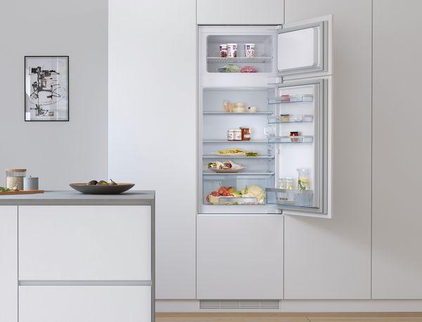 Siemens Kühlschrank Qc 421 : Kühl gefrierkombinationen bosch