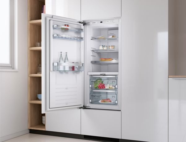 Retro Kühlschrank 0 Grad Fach : Kühlschränke bosch