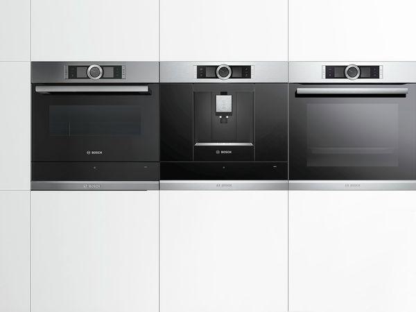 Tipps Zum Einbau Dampfbacköfen Und Dampfgarer Bosch