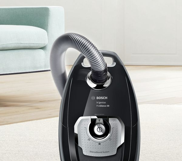 Support For Bosch Vacuum Cleaners
