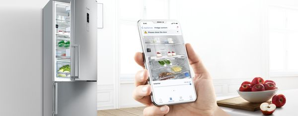 Bosch Home Appliances With Home Connect