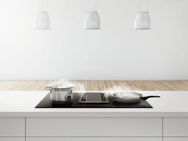Ikea Dunstabzugshaube Spülmaschine : Kochfelder mit integriertem dunstabzug bosch