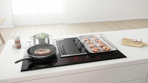 Kochfelder Mit Integriertem Dunstabzug Bosch