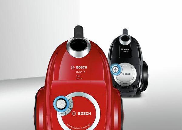 Bosch Accent Line Kühlschrank : Bosch runn n beutelloser staubsauger bosch