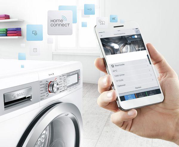 Bosch Kühlschrank Kamera : Home connect bosch hausgeräte