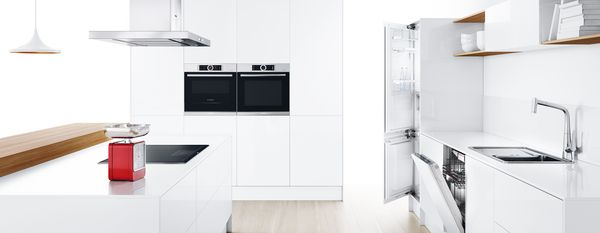 Making Your Stainless Steel Shine - Bosch Home Appliances
