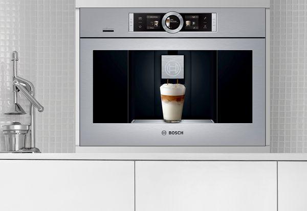 Black Drip Tray for Bosch Installation Automatic Coffee Machine Tkn-Serie