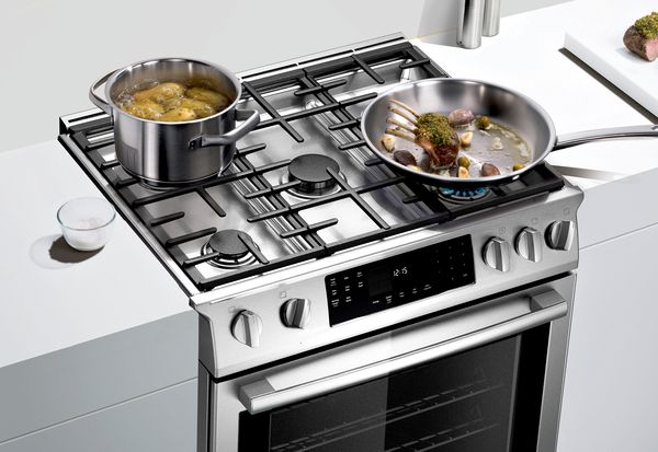 Gas Ranges Stoves Ovens Bosch Home