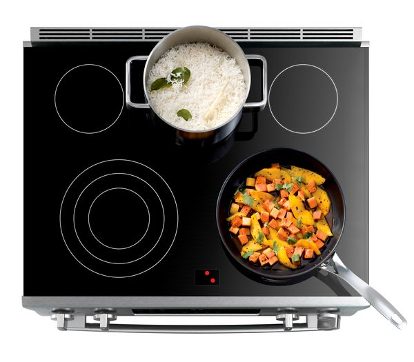 Bosch Electric Ranges Engineered To Perform Precisely
