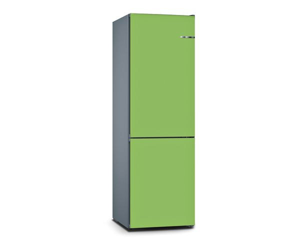 Bosch Kühlschrank Grün : Farbige vario style kühl gefrierkombination u bosch home