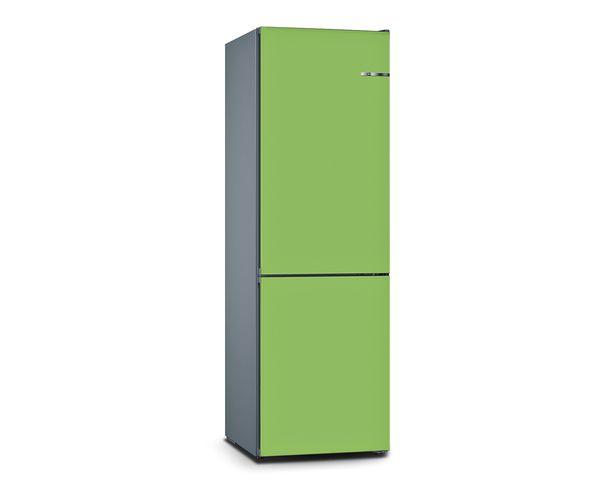 Side By Side Kühlschrank Farbig : Farbige vario style kühl gefrierkombination u bosch home