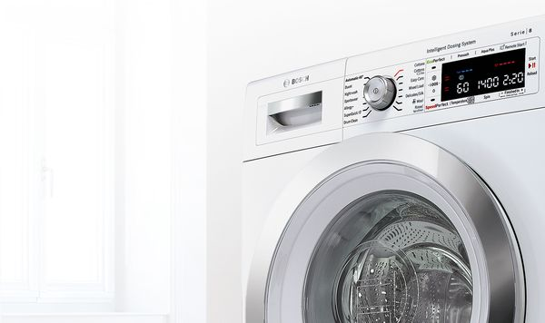 Bosch i-Dos Washing Machine | Smart Self Dosing Washing Machines