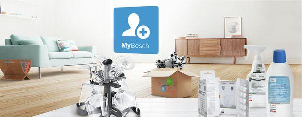 Mybosch Produktregistrierung Für Bosch Hausgeräte Bosch