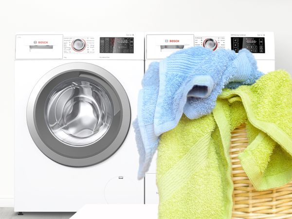 Get to Know Your Washer Dryer Settings | Bosch Home Appliances