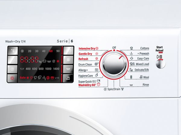 Getting to Know your Washer Dryer Settings