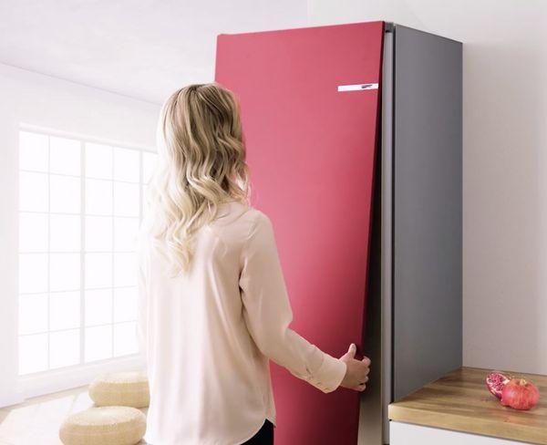 Bosch Kühlschrank Türanschlag Wechseln : Vario style kühlschrank