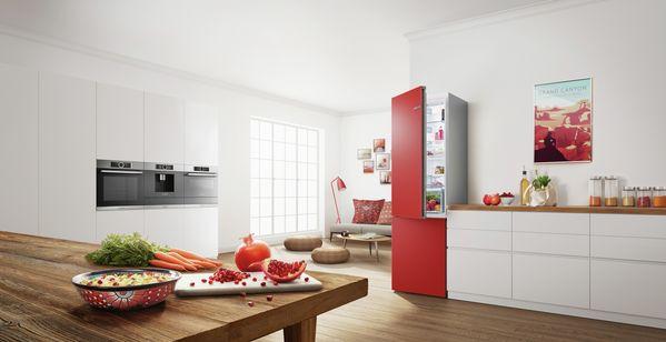 Bosch Kühlschrank Creme : Vario style kühlschrank