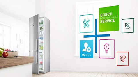 Bosch home appliances: experience quality, reliability and precision