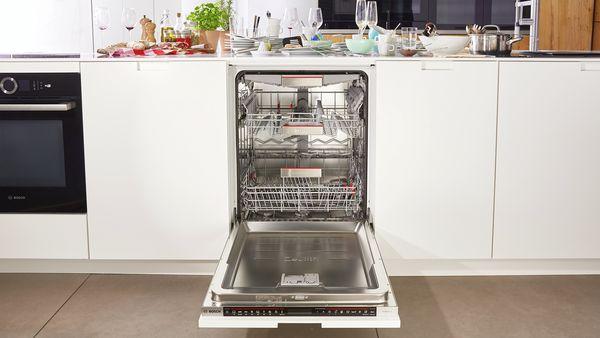 Bosch Kühlschrank Richtig Einräumen : Geschirrspüler richtig einräumen bosch