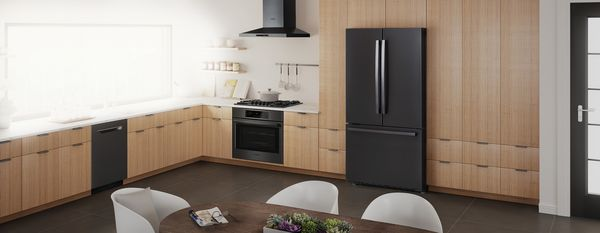 Black Stainless Steel Appliances | Bosch