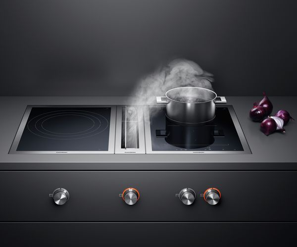 The Vario 400 And Cooktops Series