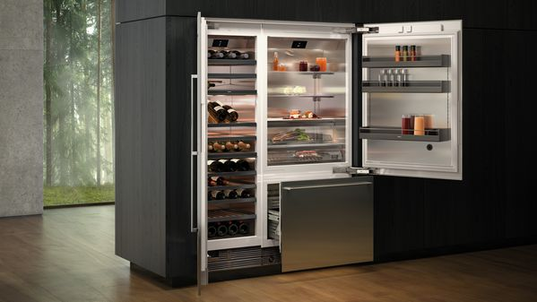 The Vario Wine Cabinets 400 Series Gaggenau