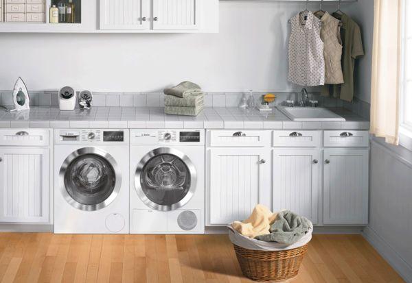 Stacking Washer Dryer Bosch Home Appliances