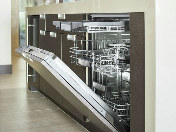 Custom Panel Dishwashers Ready Bosch Home