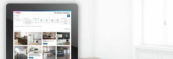 Kitchen Planning | Design and Inspiration Sourcebook | BOSCH