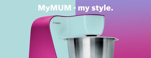 Mum Kuchenmaschinen Bosch