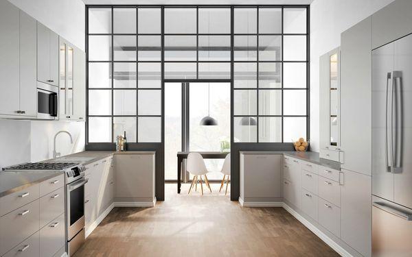 Three White Hot Kitchen Designs | Bosch | Heart of the Home