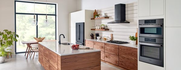 Kitchen Appliances Home Appliances High End Appliances From Bosch