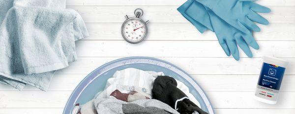Die Waschmaschine Effizienter Nutzen Bosch Hausgeräte