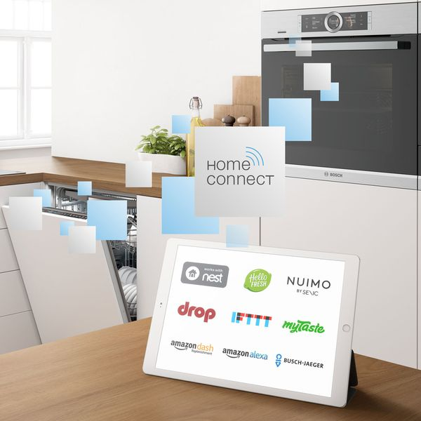 Turn your house or flat into a smart home with Bosch Home Connect