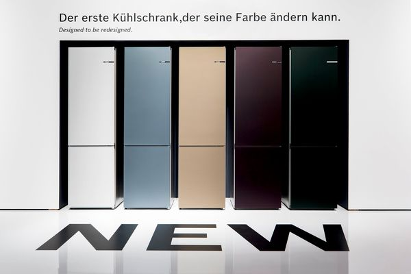Bosch Accent Line Kühlschrank : Ifa bosch hausgeräte live erleben bosch
