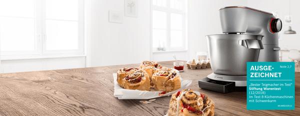 Fantastisch Die Richtige MUM Für Ihre Küche   Ausgezeichnet Bei Stiftung Warentest