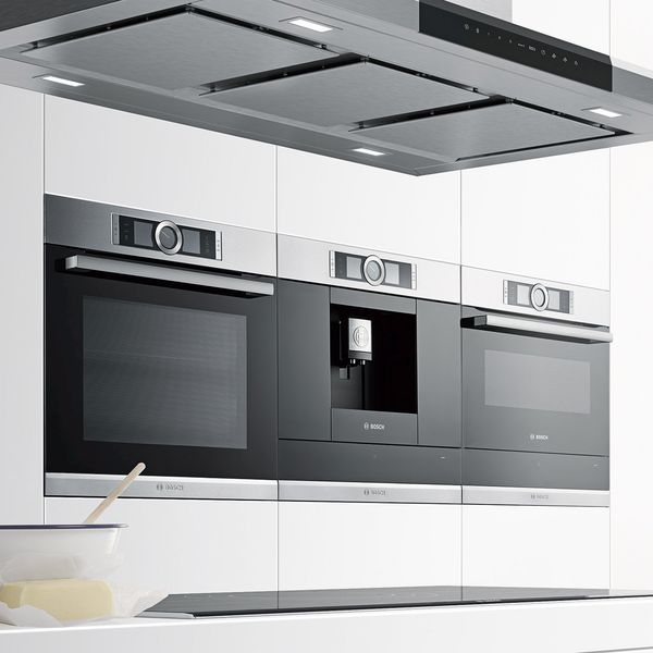 Bosch Built In Cookers And Hobs