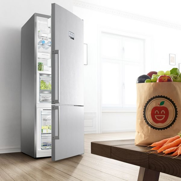 Fridges and Freezers | Bosch UK