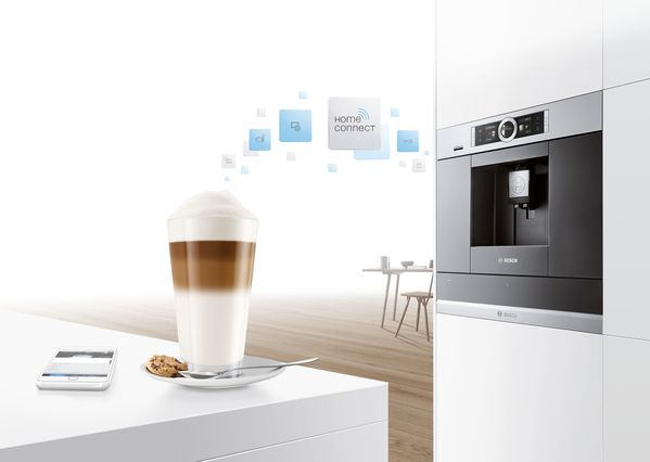 Cafeteras Integrables Serie 8 – BOSCH
