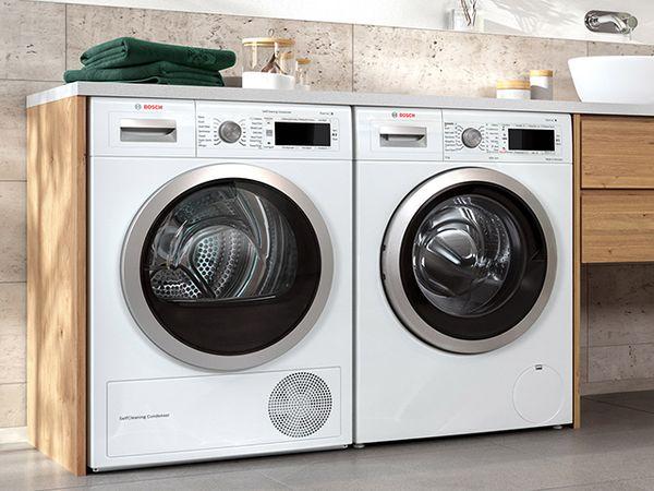 Wasmachines En Drogers Bosch