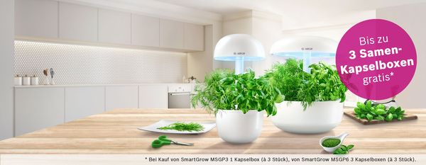 Smart Indoor Gardening | Bosch