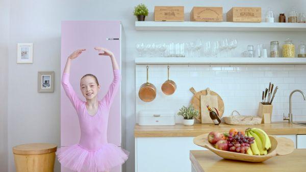 Bosch Vario Style Kühlschrank : Farbige vario style kühl gefrierkombination u bosch home