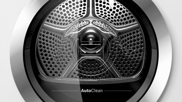 Pogledajte AutoClean film i Bosch sušilice na djelu.