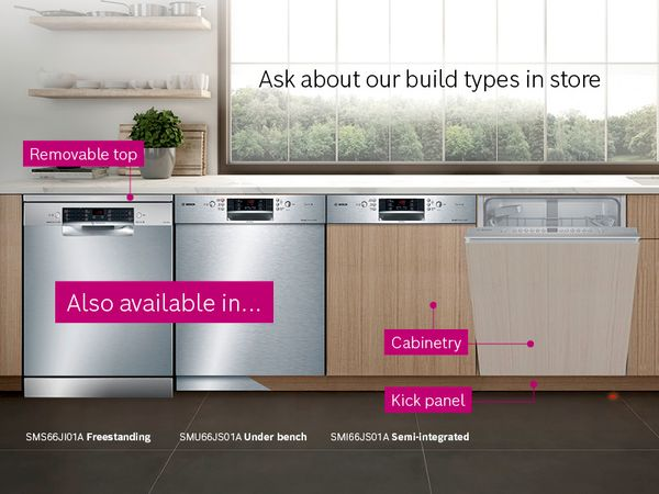 Outstanding Bosch Smv66Jx01A Fully Integrated Dishwasher Door Handles Collection Dhjemzonderlifede
