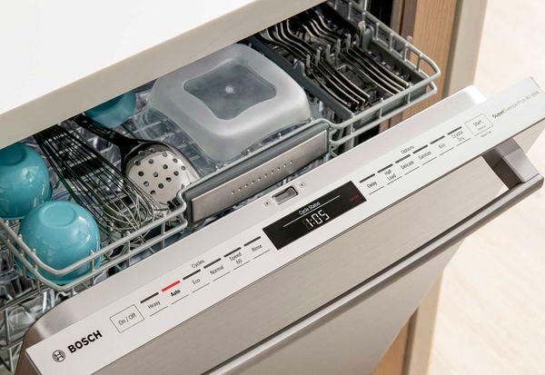 Dishwasher With Utensil Rack In Door Smartvradar Com