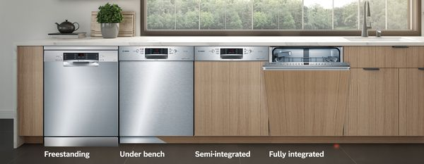 Underbench Dishwashers Bosch Home Appliances