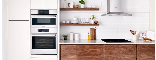 Smart Appliances Featuring Home Connect Technology