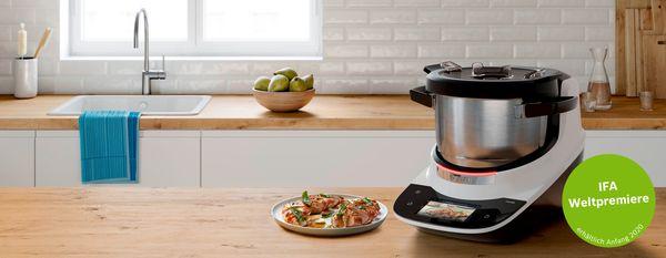 Cookit – Küchenmaschine mit Kochfunktion   Bosch