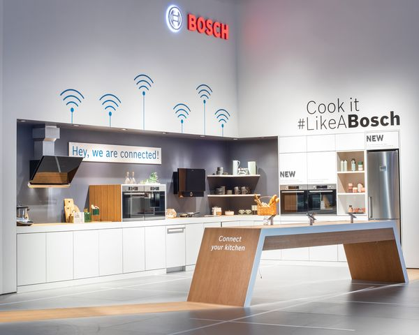 Bosch IFA Impressions - Cook it #LikeABosch