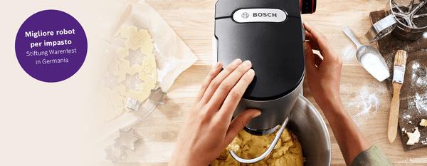 Con MUM puoi fare tutto da te: MUM 5 di Bosch, il miglior ...